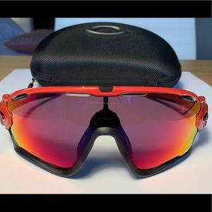 Oakley men sanglasses for cycling
